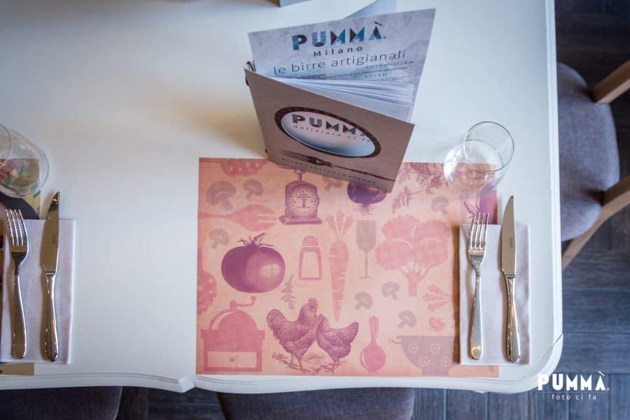 Il ristorante pizzeria gourmet PUMMA' Milano apre anche a pranzo e attiva la modalità asporto